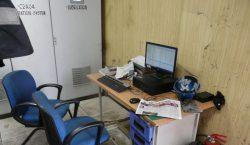 2015: PC-Arbeitsplatz eines Ingenieurs in Indien - Ein Tummelfeld für Ergonomen...